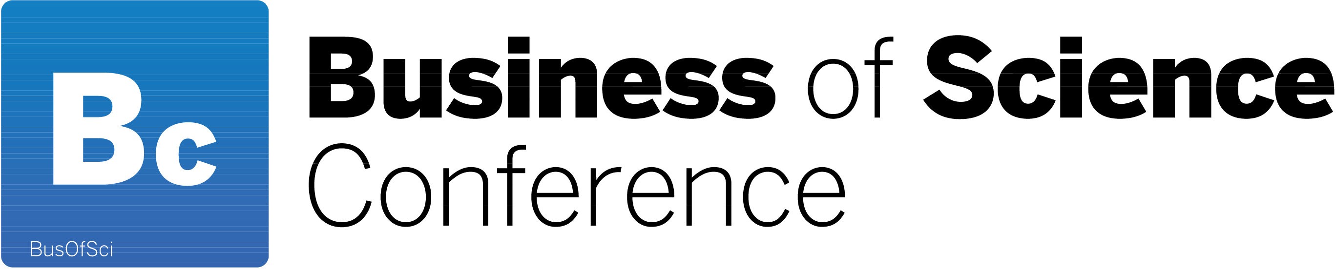 Business of Science 2019 Logo